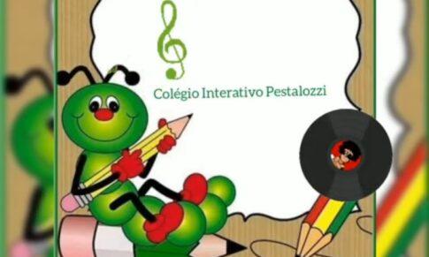 Composição em homenagem aos 5 anos do Colégio Pestalozzi